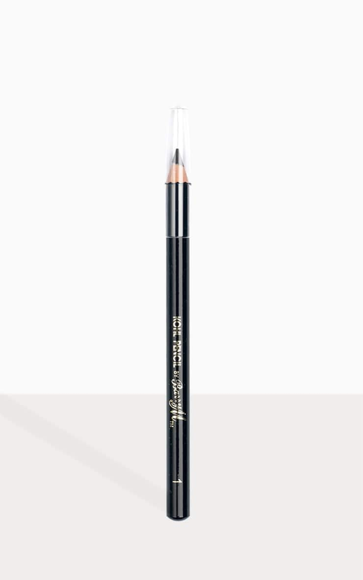 BarryM Kohl Eyeliner Pencil - Black 1