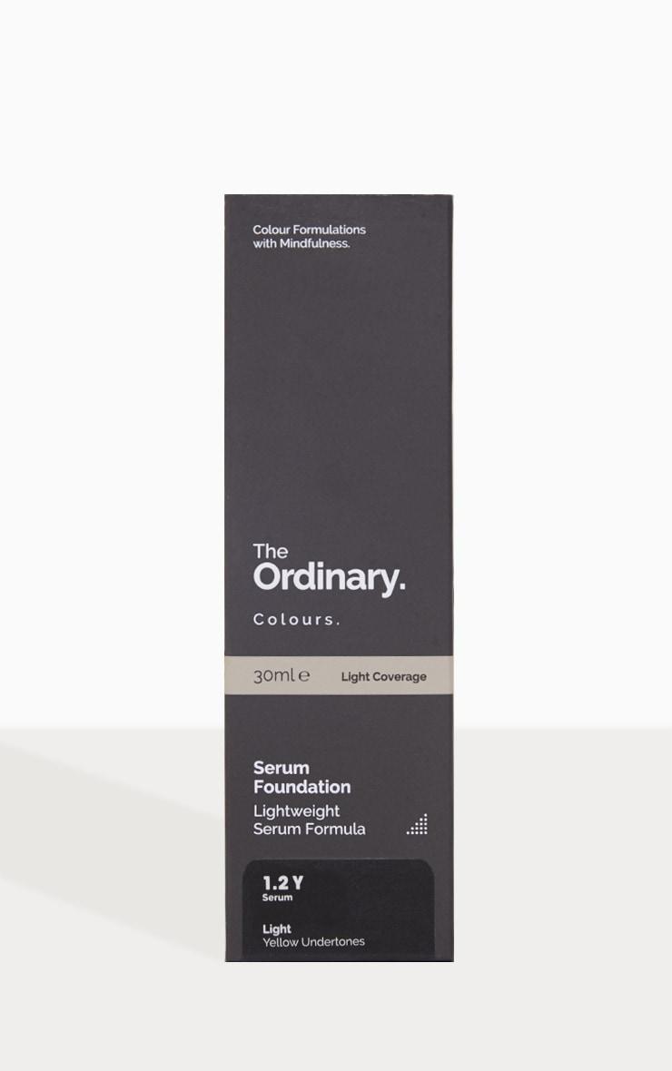 The Ordinary Serum Foundation 1.2Y Light 2