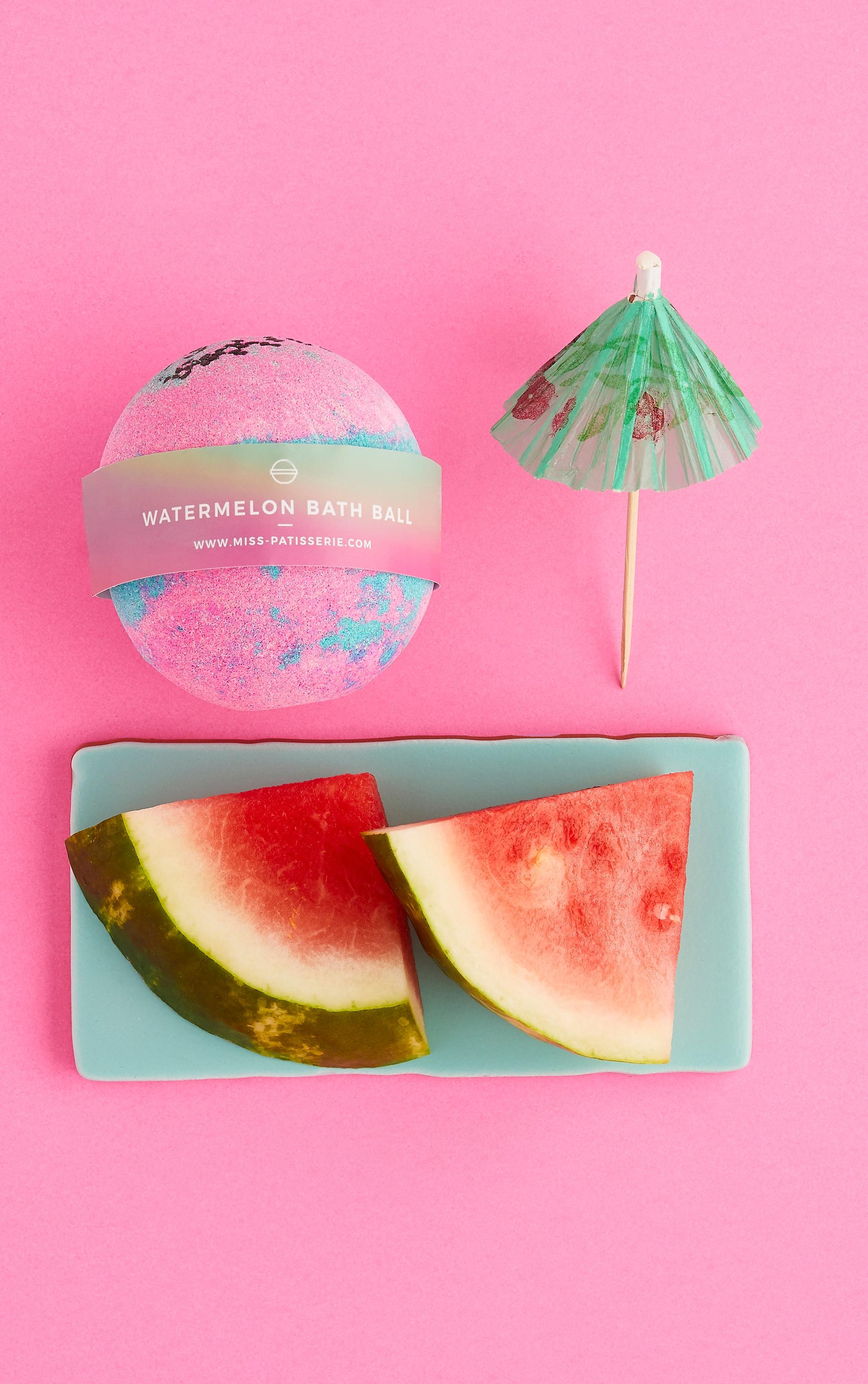 Miss Patisserie Exclusive Fruity Bath Fizzer Gift Set 3