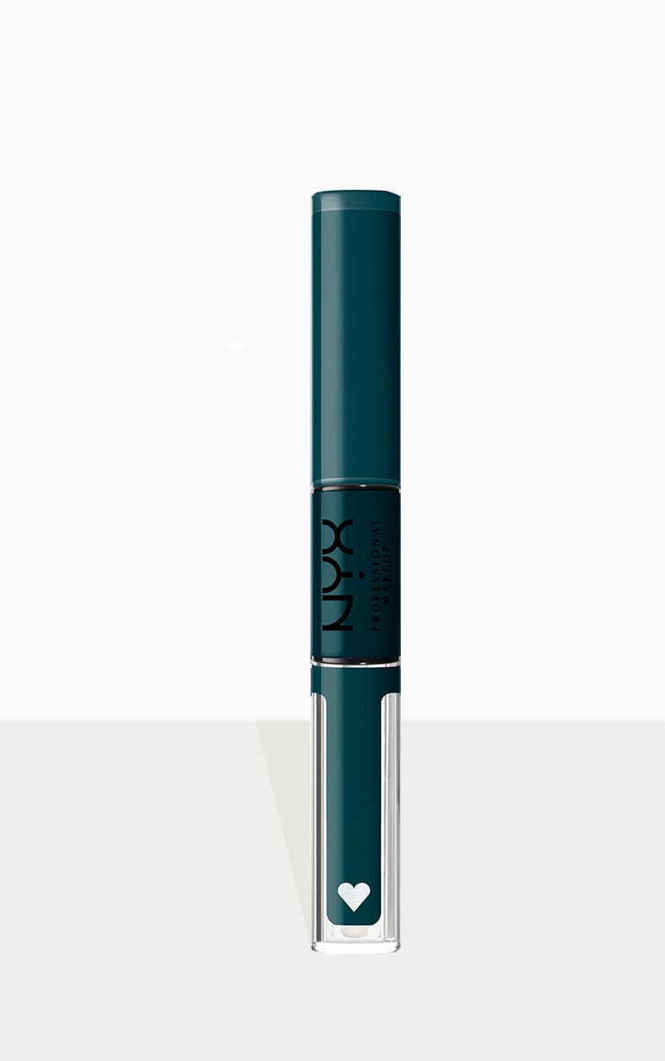 NYX PMU Shine Loud High Pigment Long Lasting Lip Gloss Millionaire 1