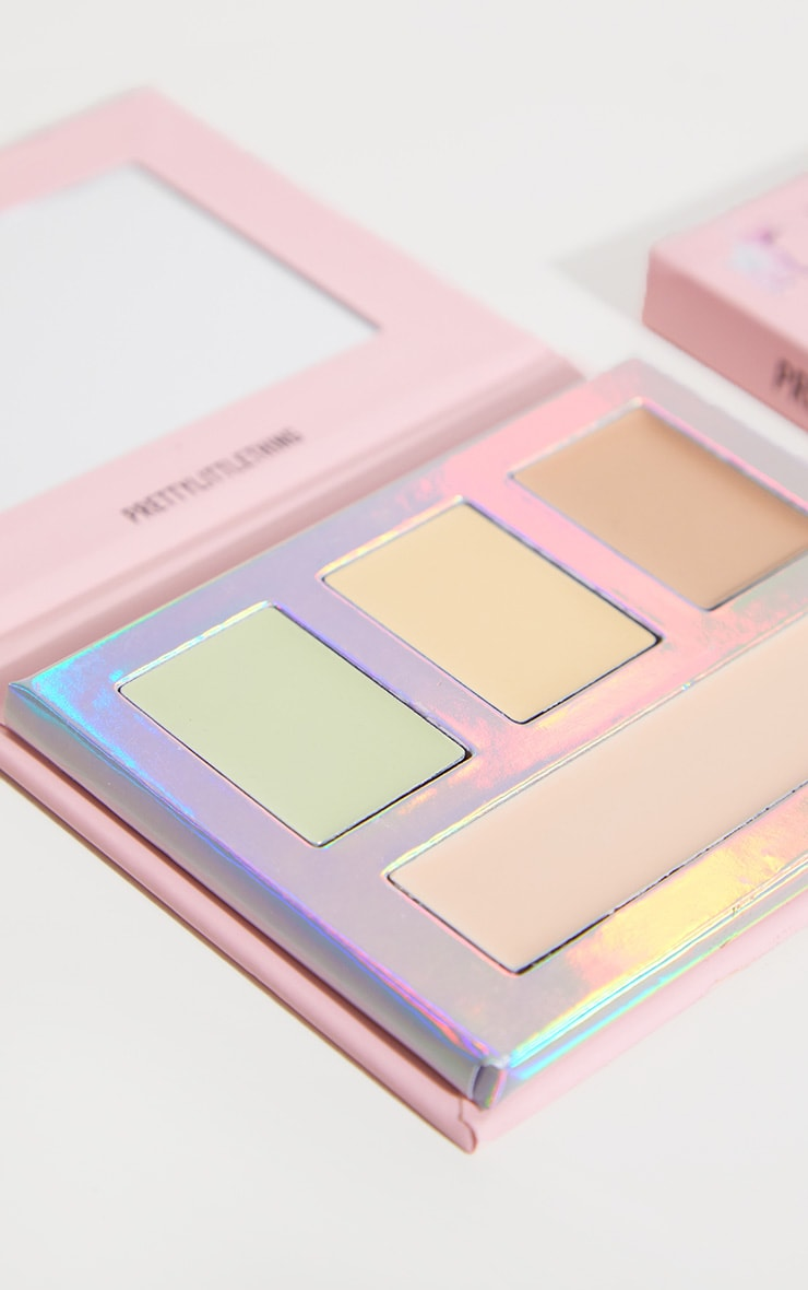 PRETTYLITTLETHING Fake Perfection Concealer Palette  1