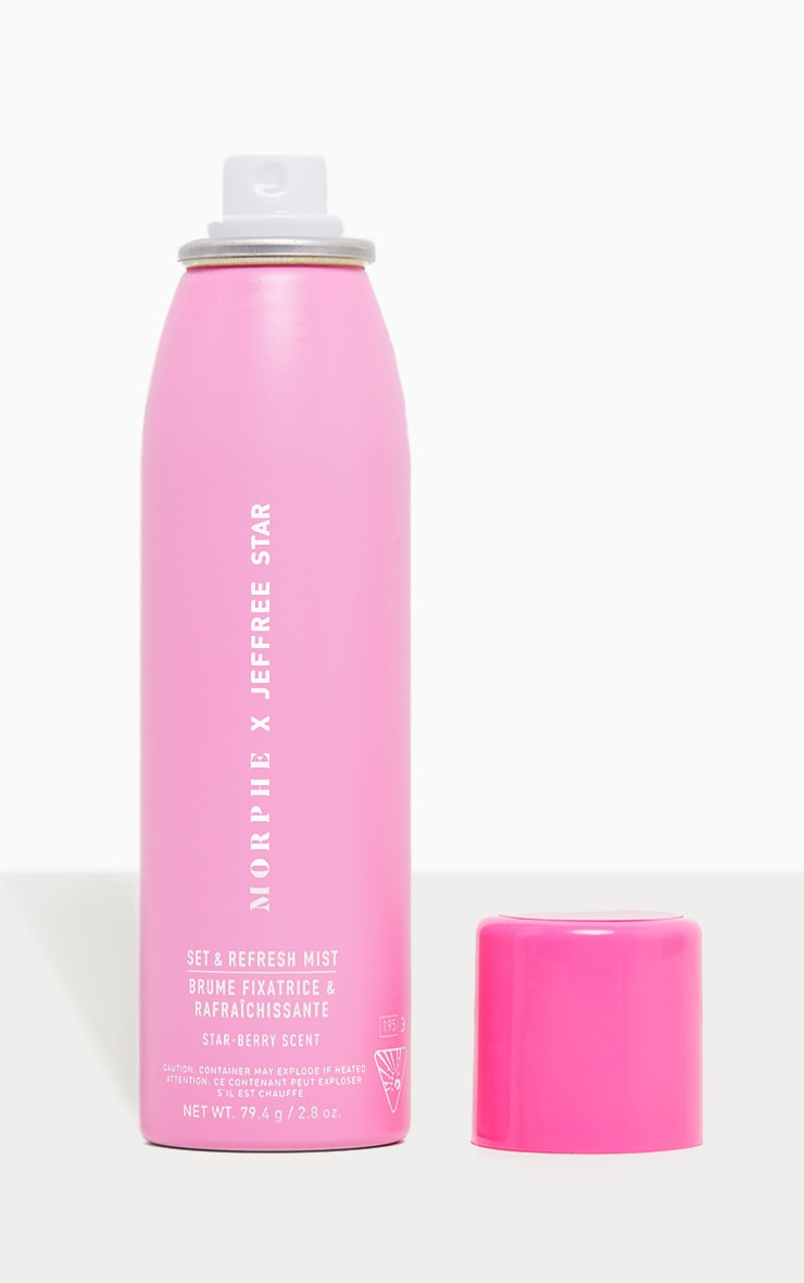 Morphe X Jeffree Star Set & Refresh Mist 1