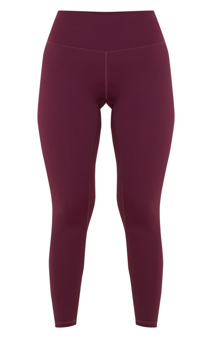Berry Sculpt Luxe High Waist Gym Legging 3