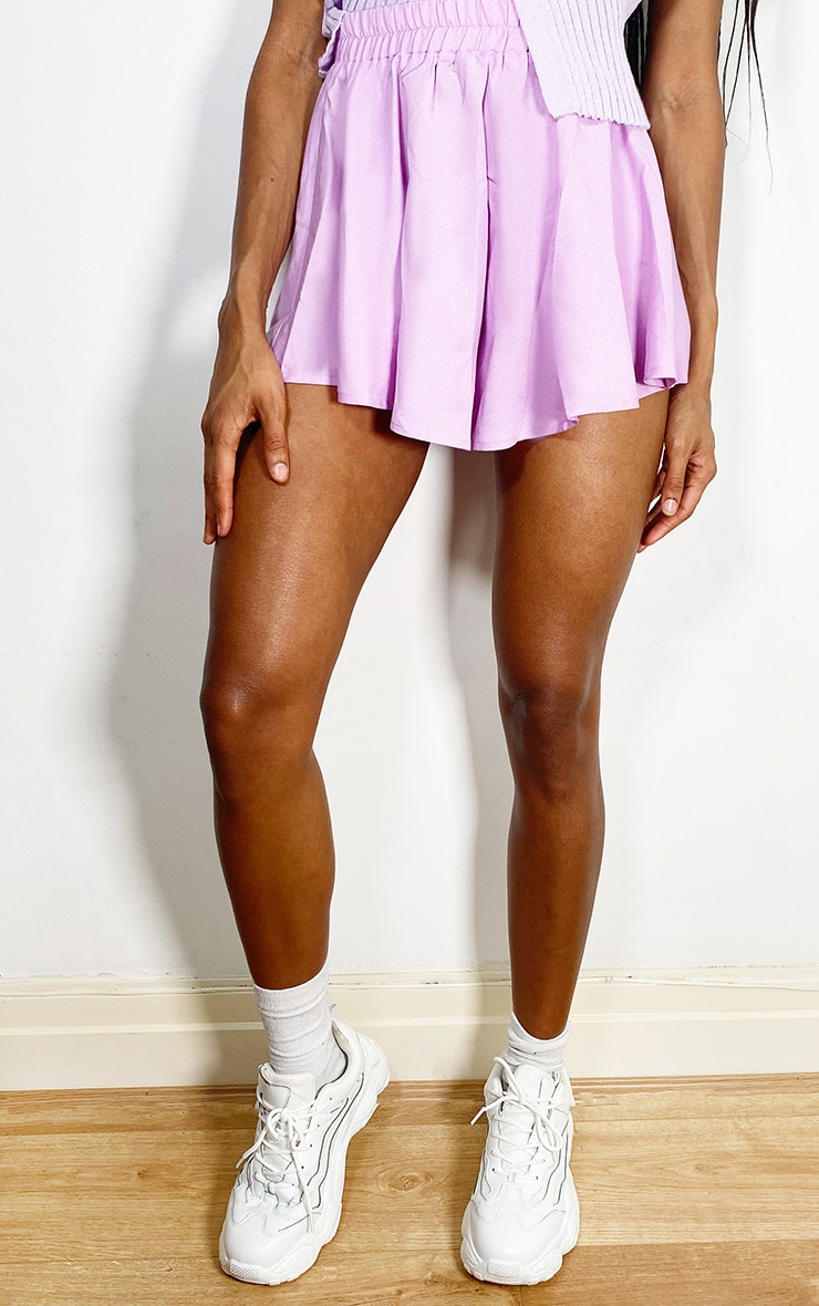 Lilac Floaty Short 2