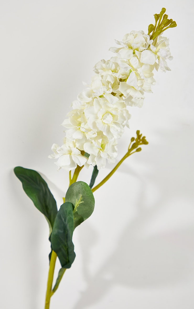 Artificial Flower Single Delphinium 5
