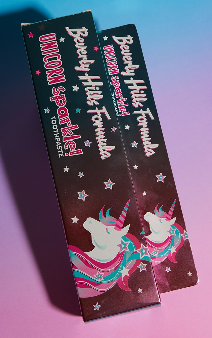 Beverly Hills Formula Unicorn Sparkle Toothpaste 125ml 3