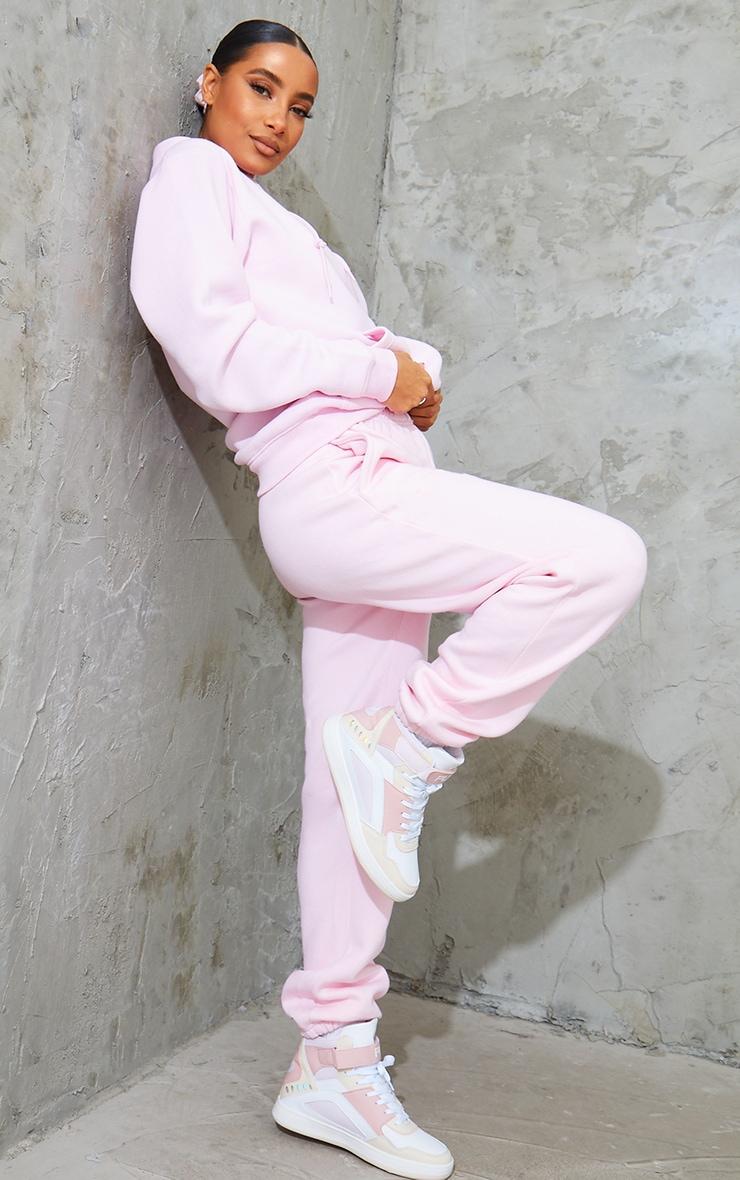 Baby Pink Sweat Pant Jogger image 1