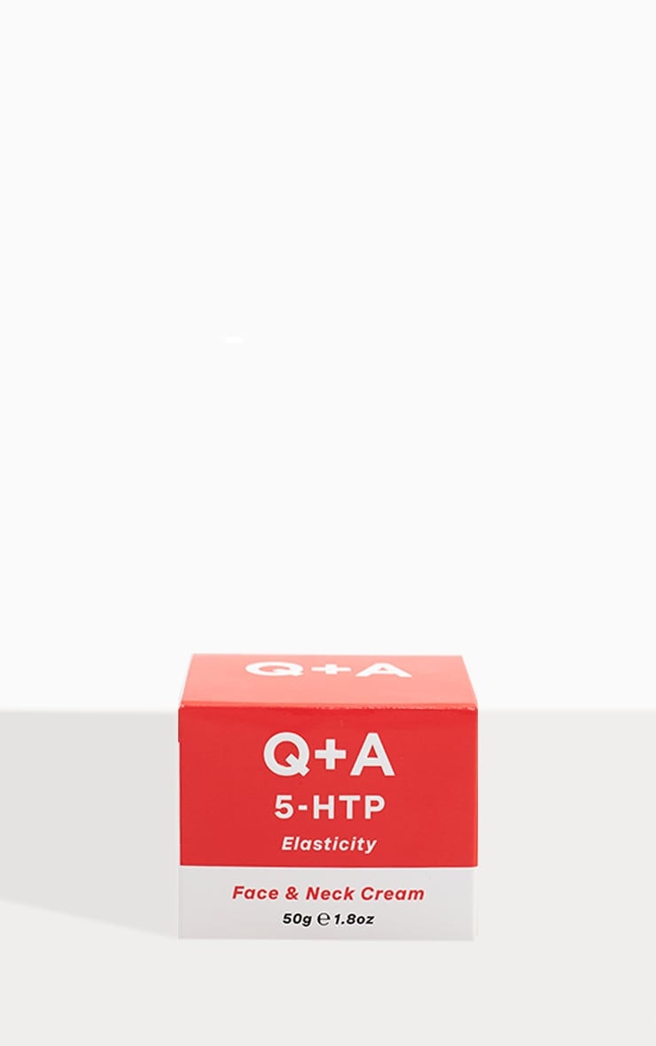 Q+A 5-HTP Face & Neck Cream 50g 2