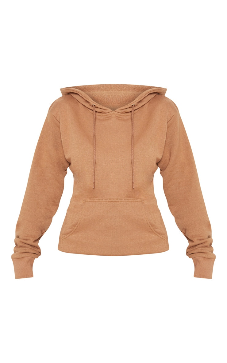 Taupe Oversized Hoodie 4