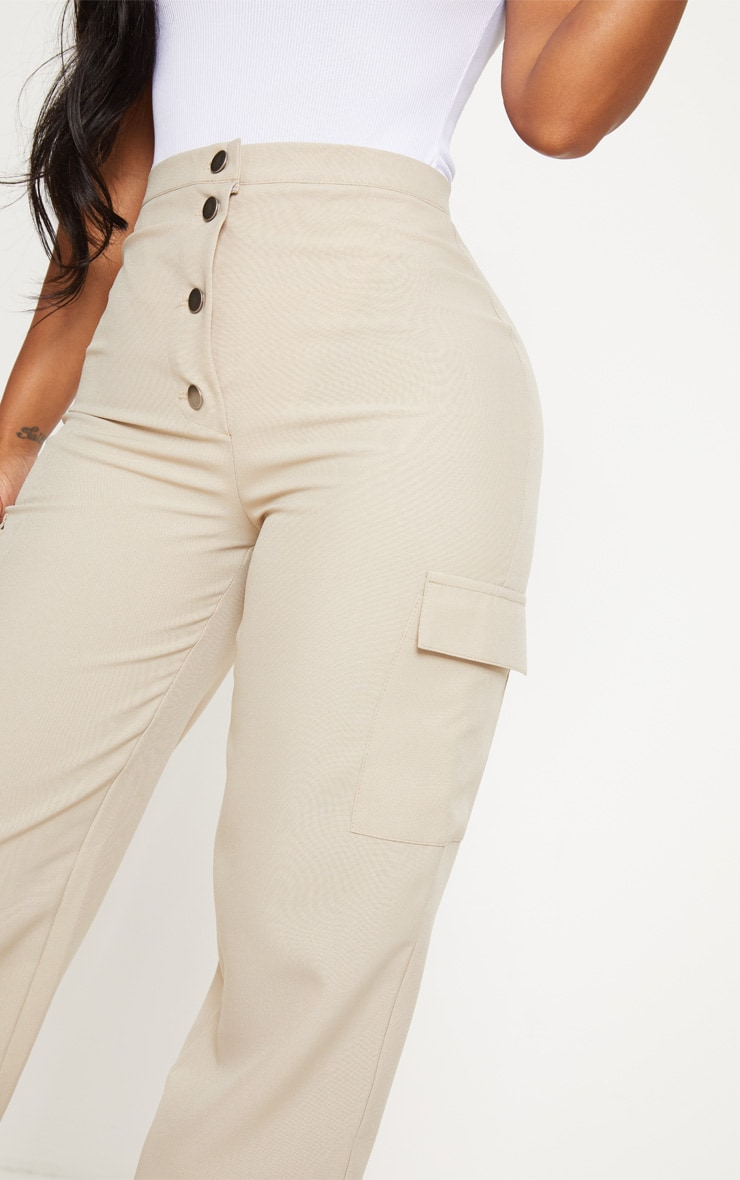 Shape Stone Pocket Detail Cargo Trouser 5