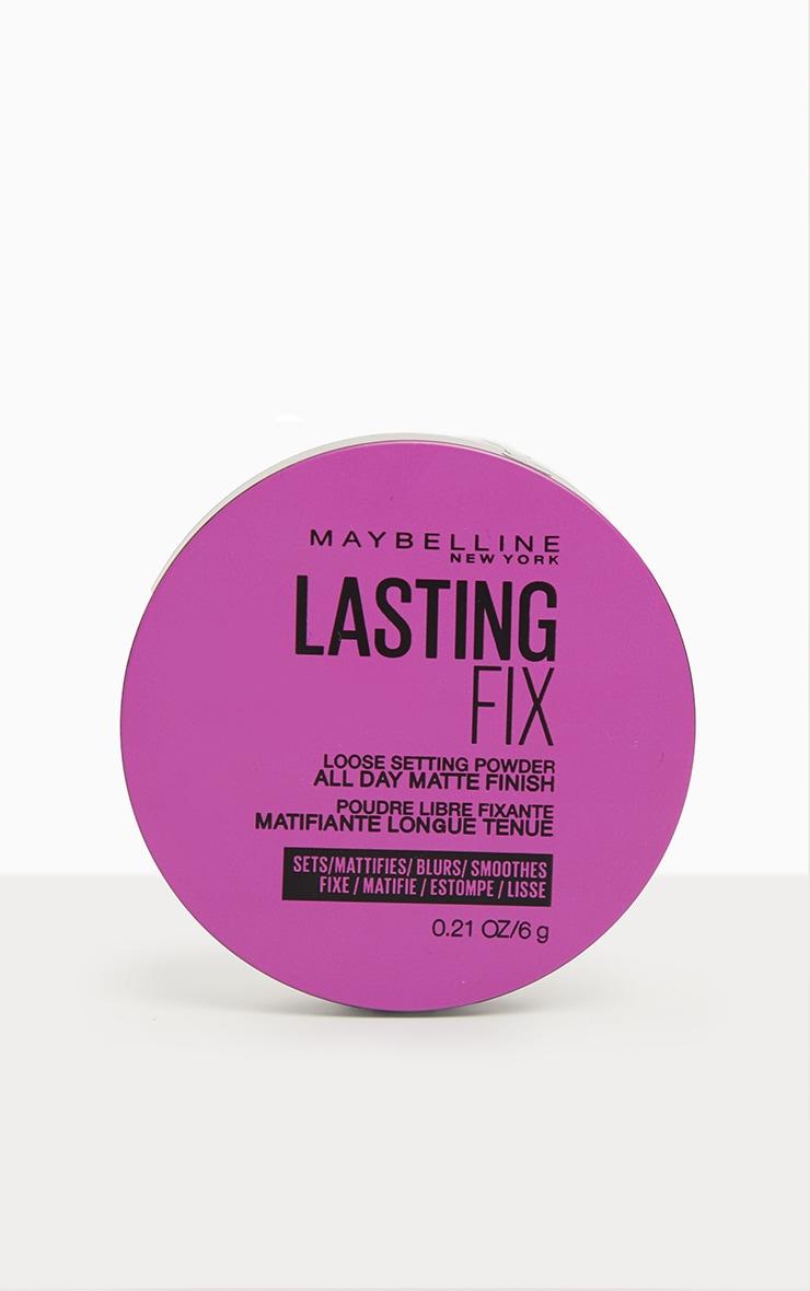 Maybelline Lasting Fix Loose Setting Powder 01 Translucent 1