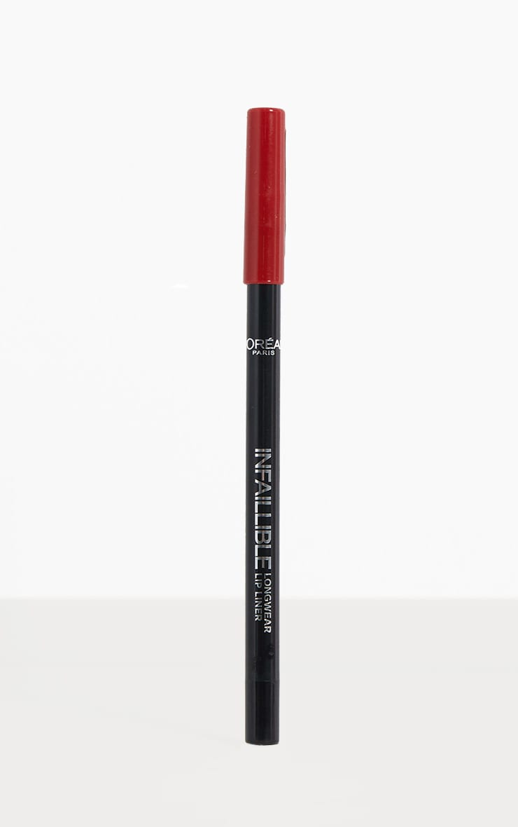 L'Oréal Paris Infallible Lip Liner Red Fiction 2