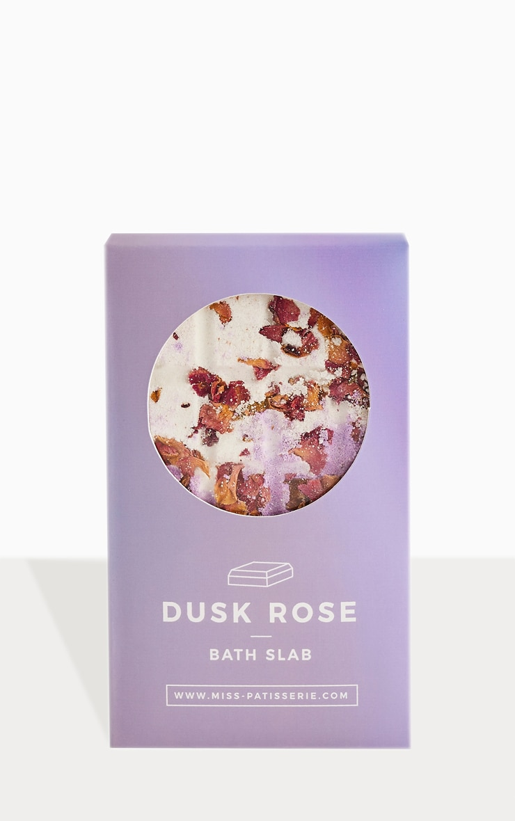 Miss Patisserie Dusk Rose Bath Slab 2