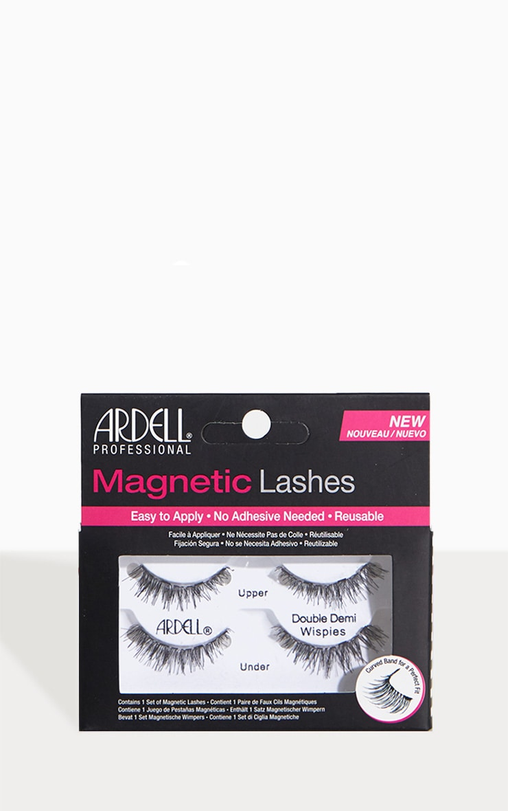 Ardell Magnetic Lashes Double Demi Wispies 1