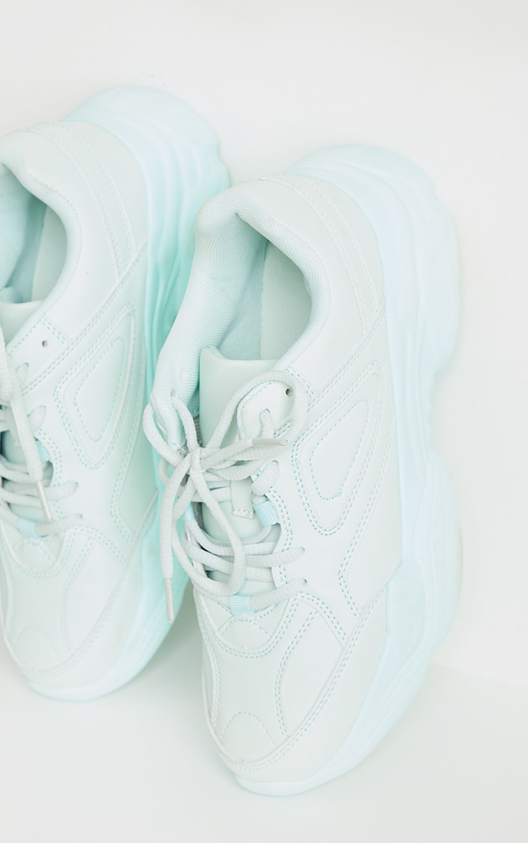 Mint Arch Sole Chunky Sneakers 3