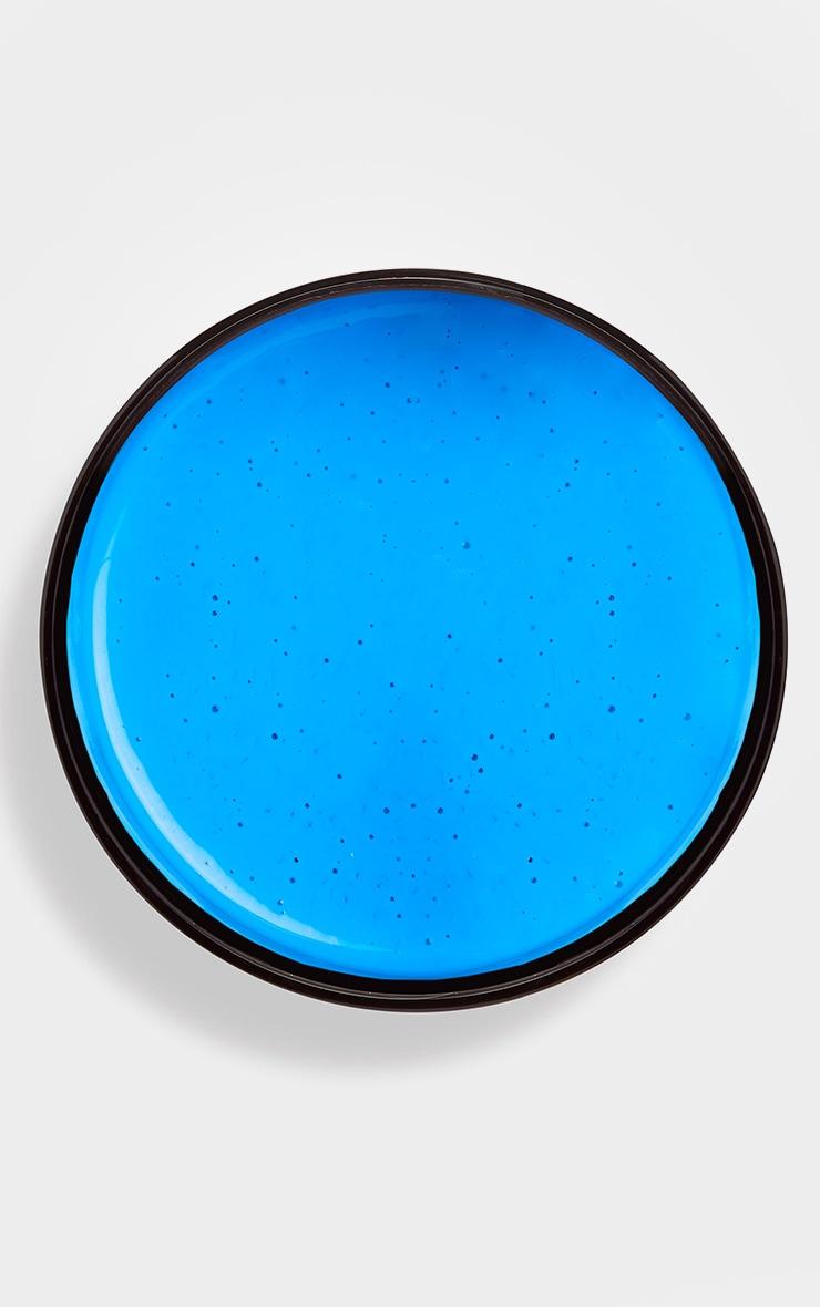 I Heart Revolution UV Neon Blue Hair Make Up 3