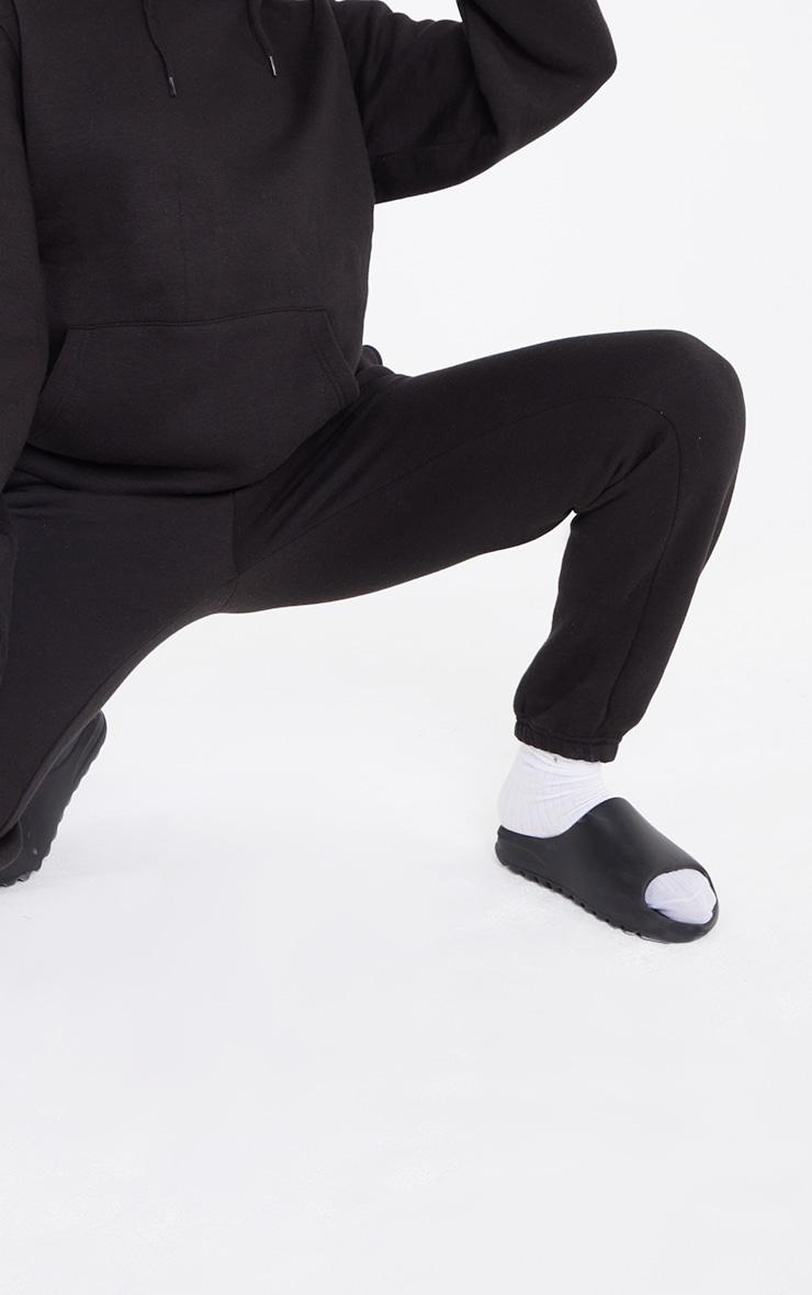 Tall Black Ultimate Sweat Joggers 4