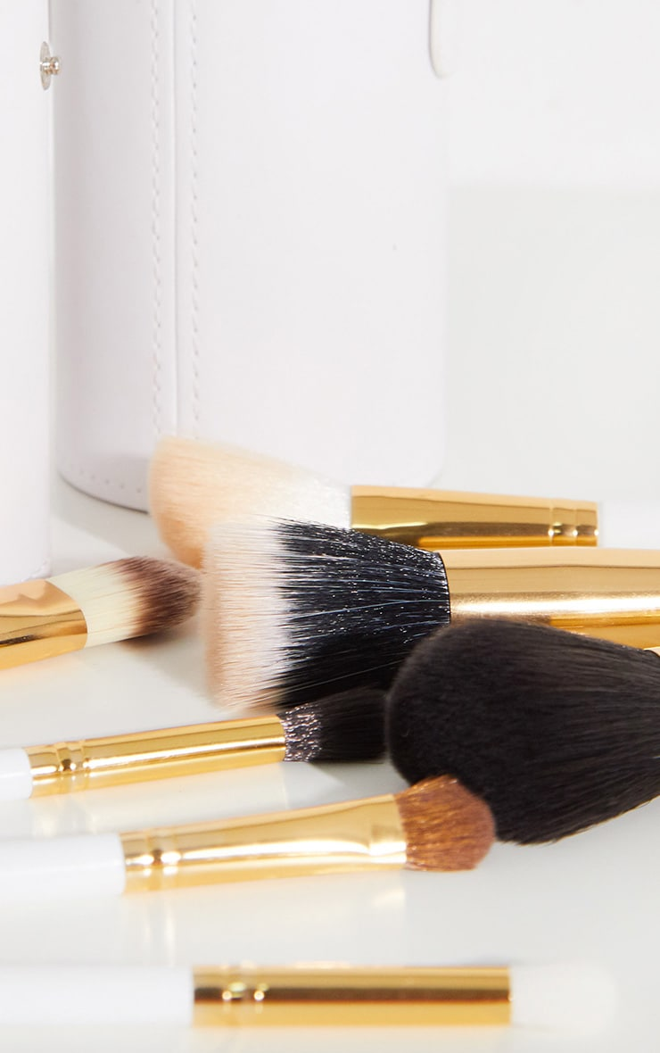 Beau Belle Brushes Gold Pot Set 2