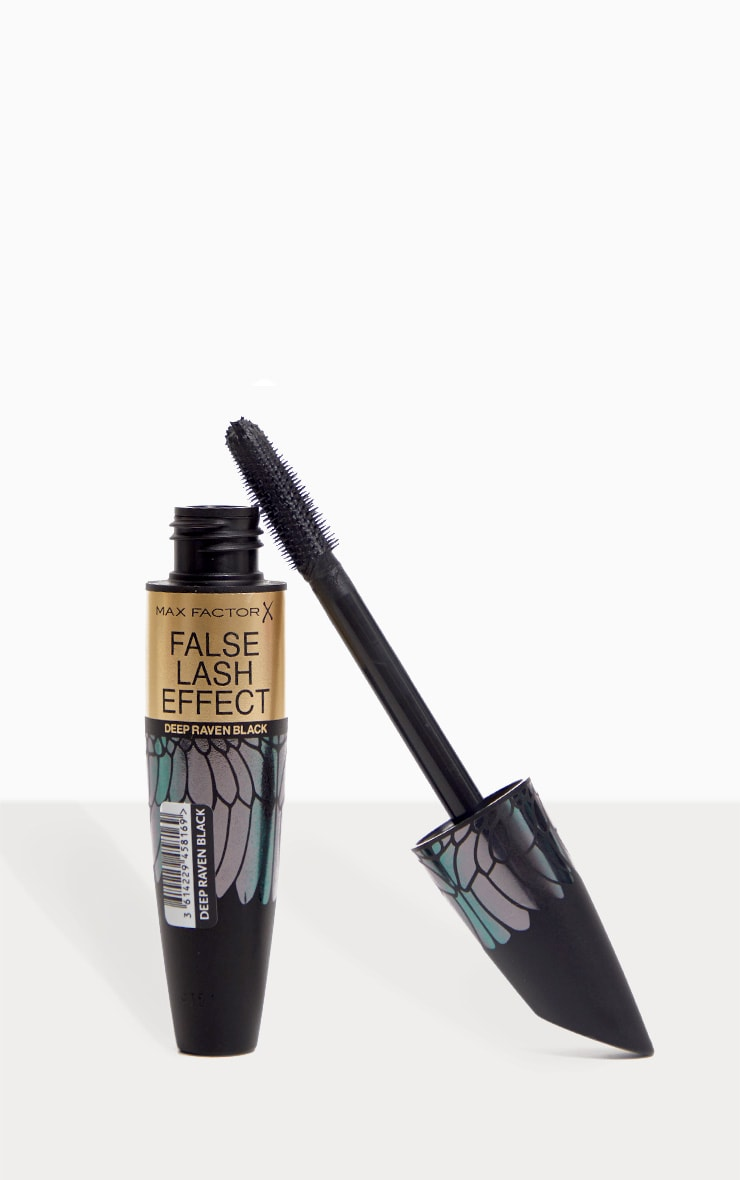 Max Factor False Lash Effect Mascara Raven Black 1