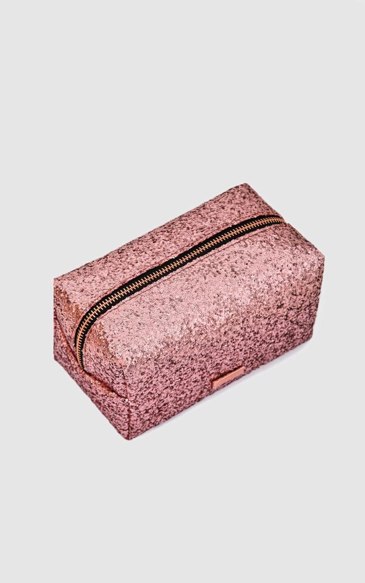 Skinny Dip Rose Dita Make Up Bag 2