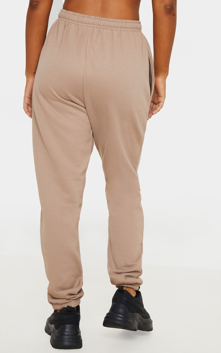Taupe Los Angeles Casual Jogger 3