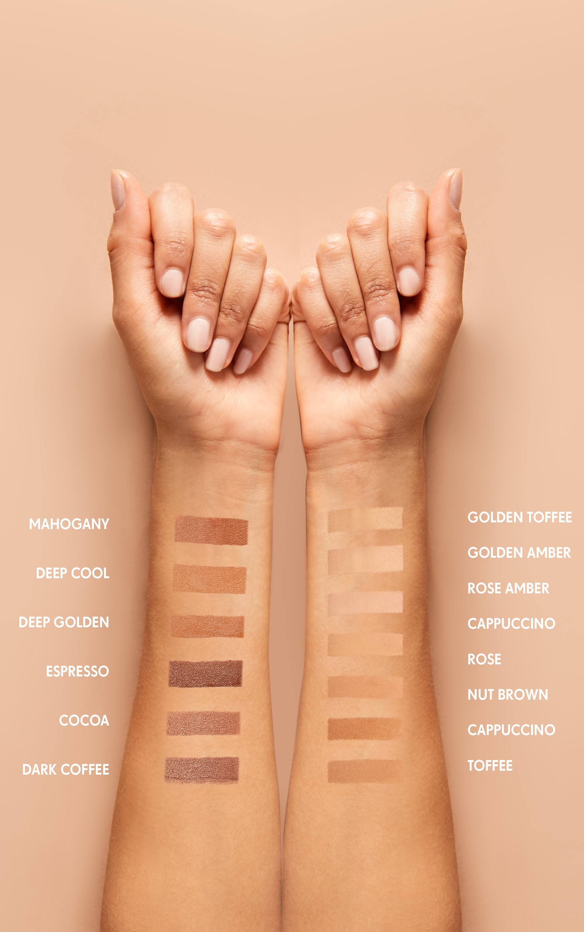 L'Oréal Paris True Match Foundation 8W Golden Cappucino 3
