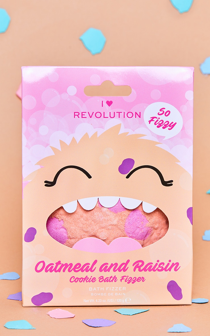 I Heart Revolution Oatmeal Rasin Cookie Fizzer 1