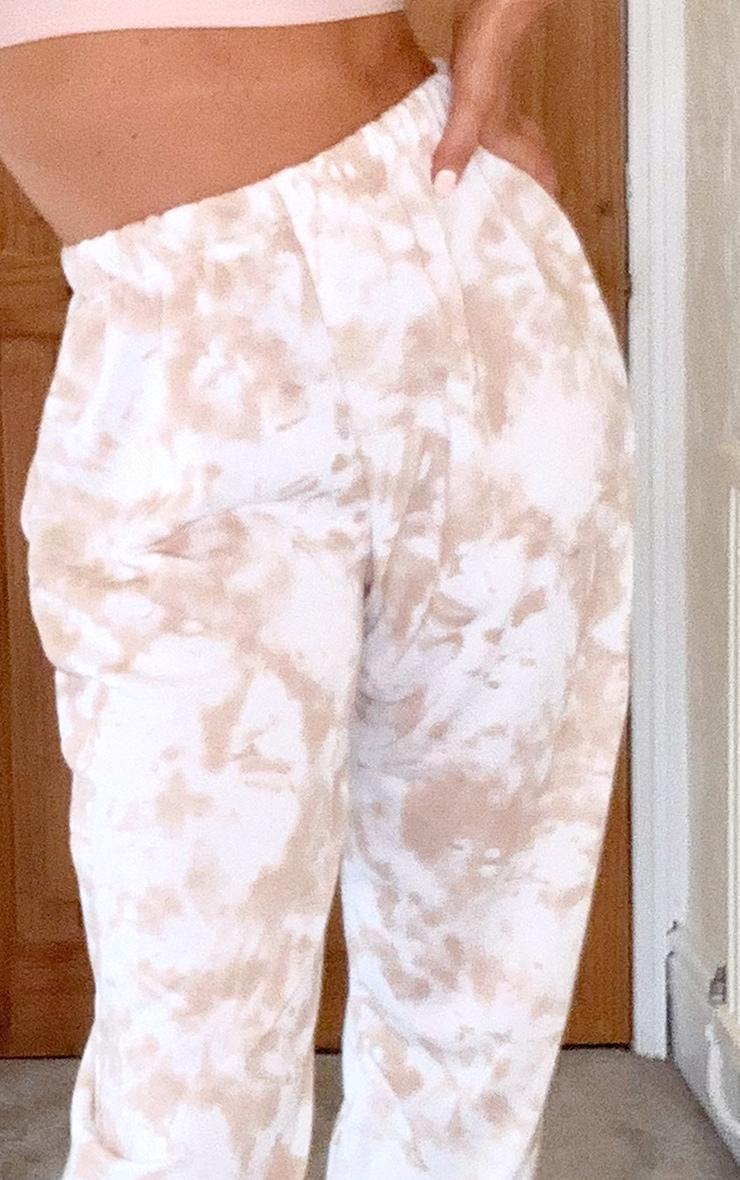 Stone Tie Dye Casual Joggers 4