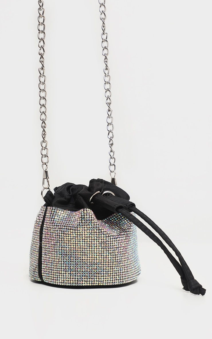 Diamante Mini Duffle Bag 2