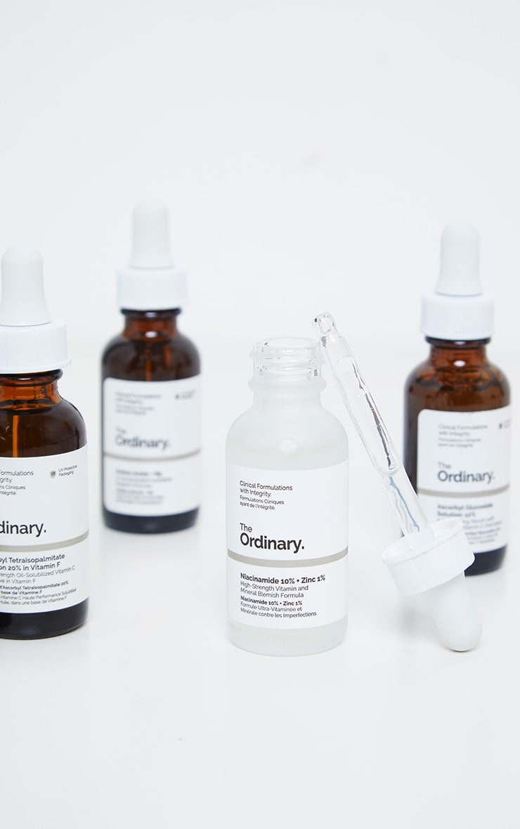 The Ordinary - Niacinamide 10% + Zinc 1% 3