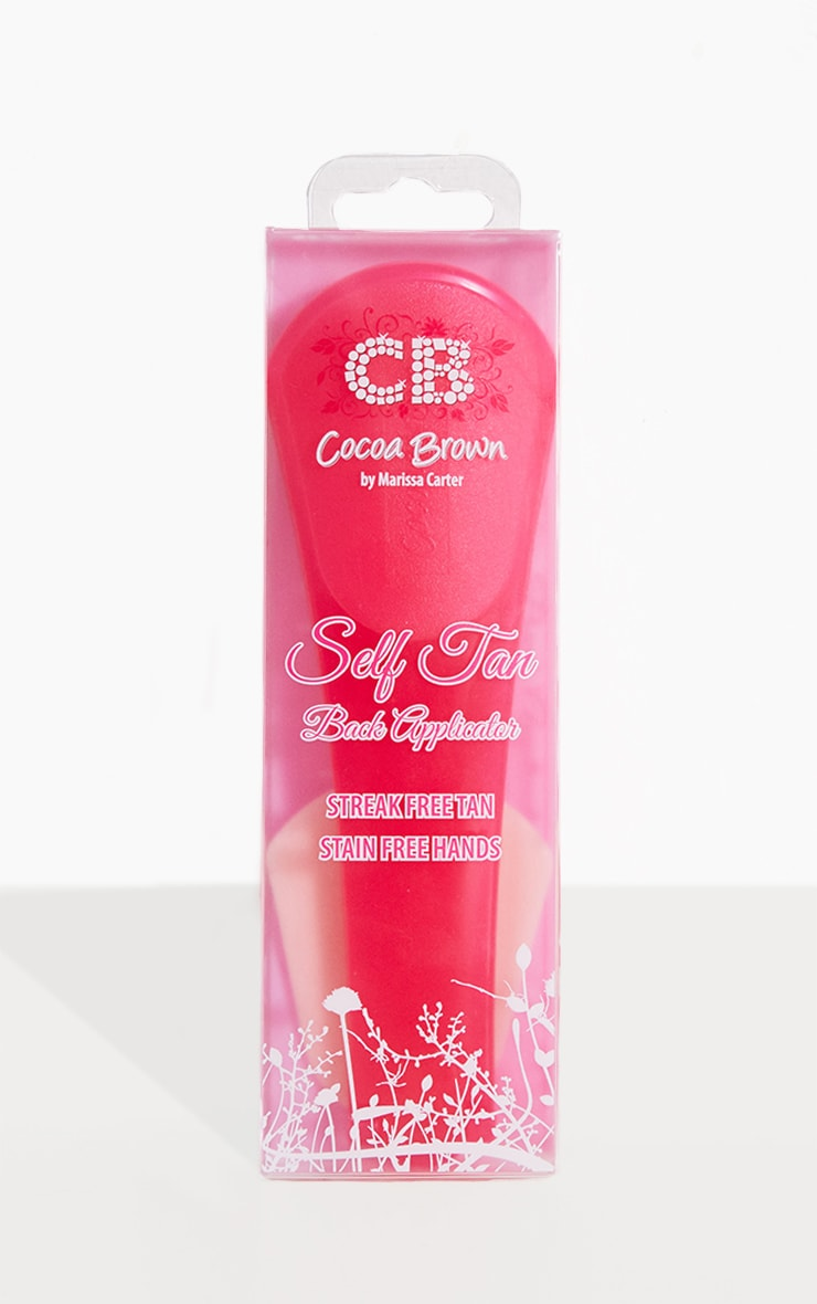 Cocoa Brown Back Tanning Applicator 2