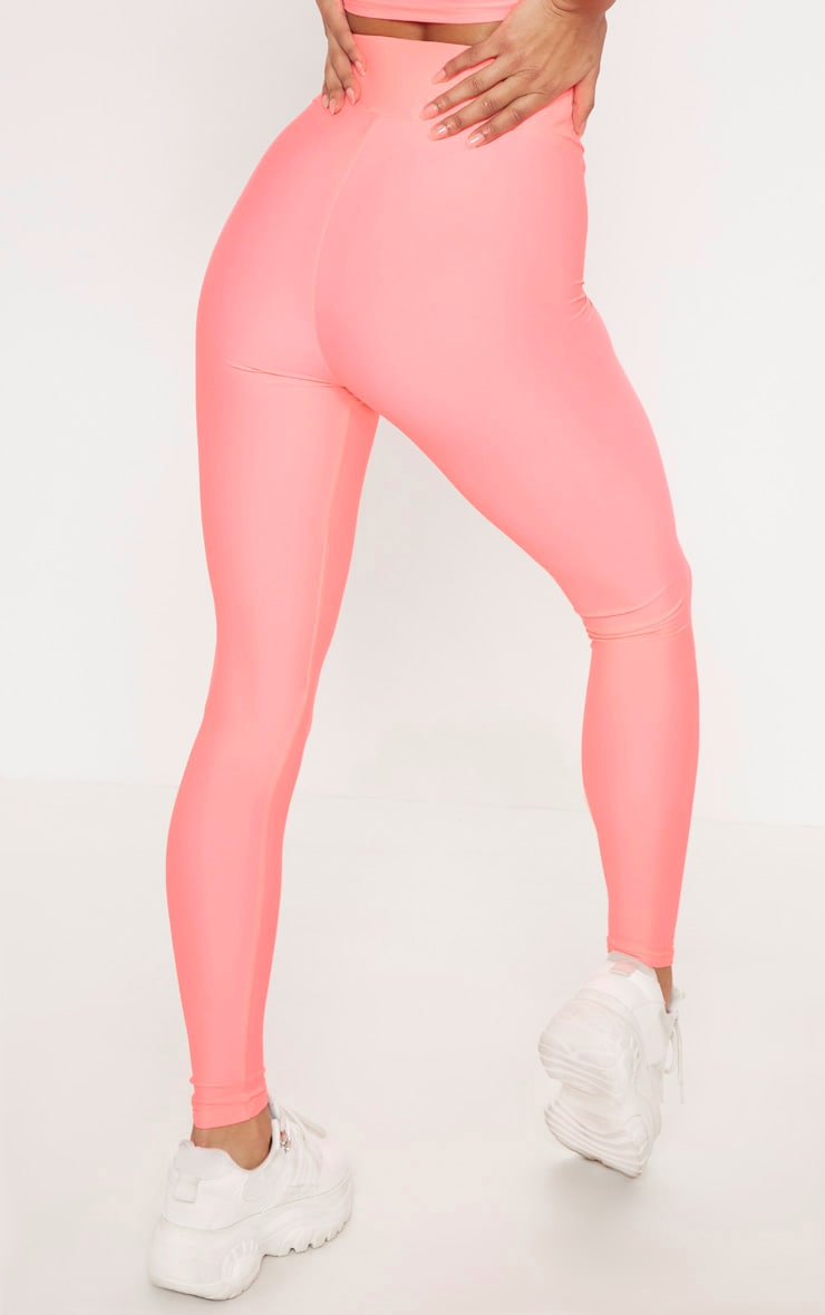 Pink Basic Gym Legging 4