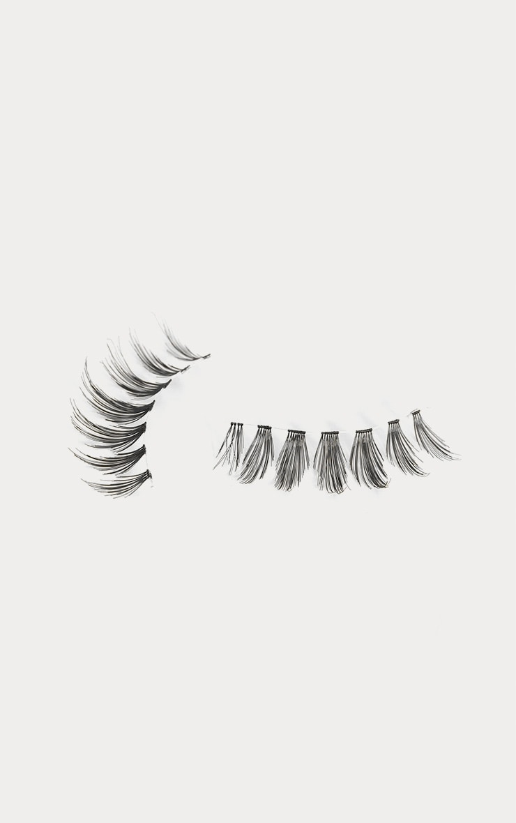 Land of Lashes Invisible Band Eyelashes LL10 2