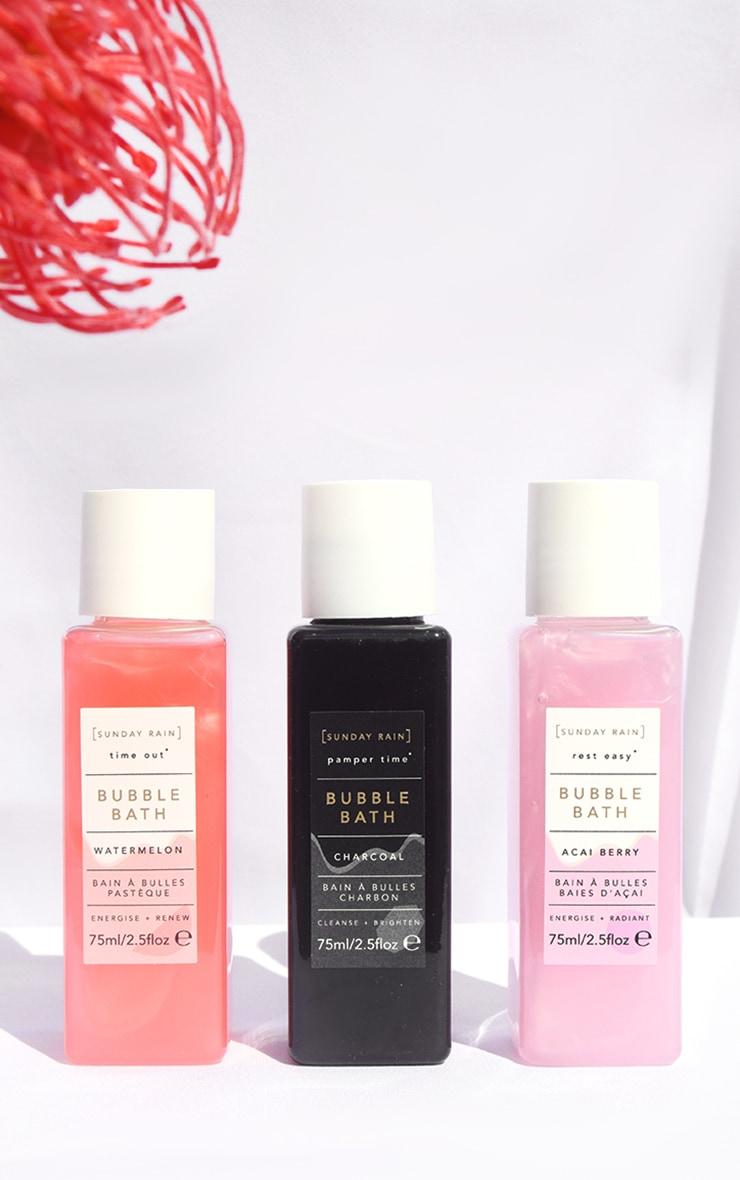 Sunday Rain Bubble Bath Trio Gift Set 2