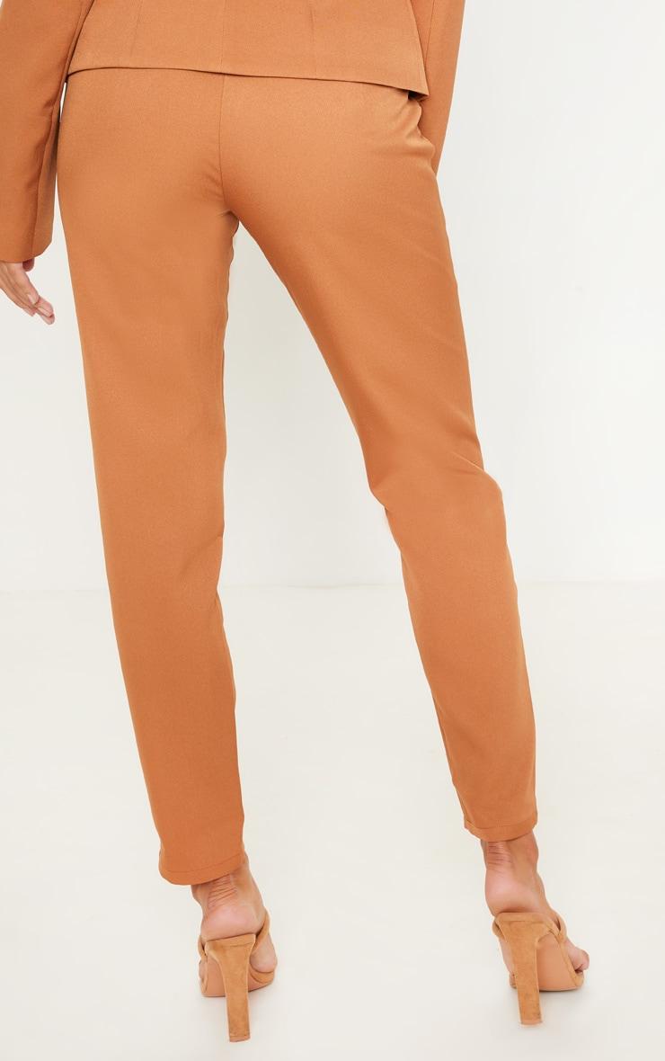 Camel Suit Pants  4