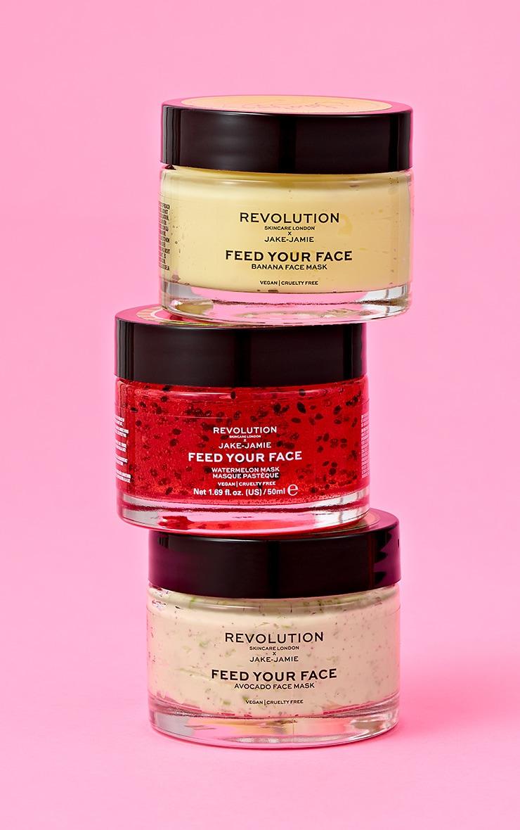 Revolution Skincare x Jake-Jamie Watermelon Hydrating Face Mask 3