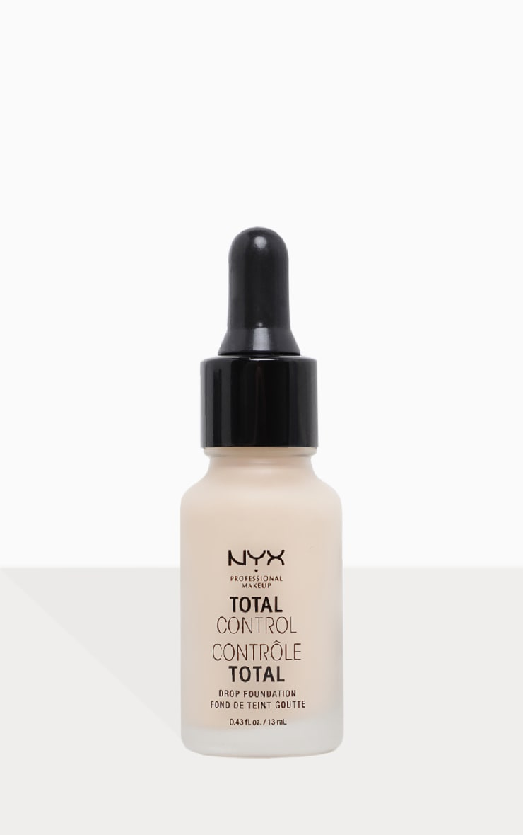 NYX PMU Professional Makeup Total Control Drop Foundation Vanilla