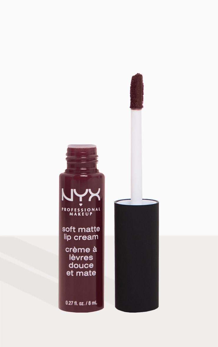 NYX Professional Makeup Soft Matte Lip Cream Copenhagen 1