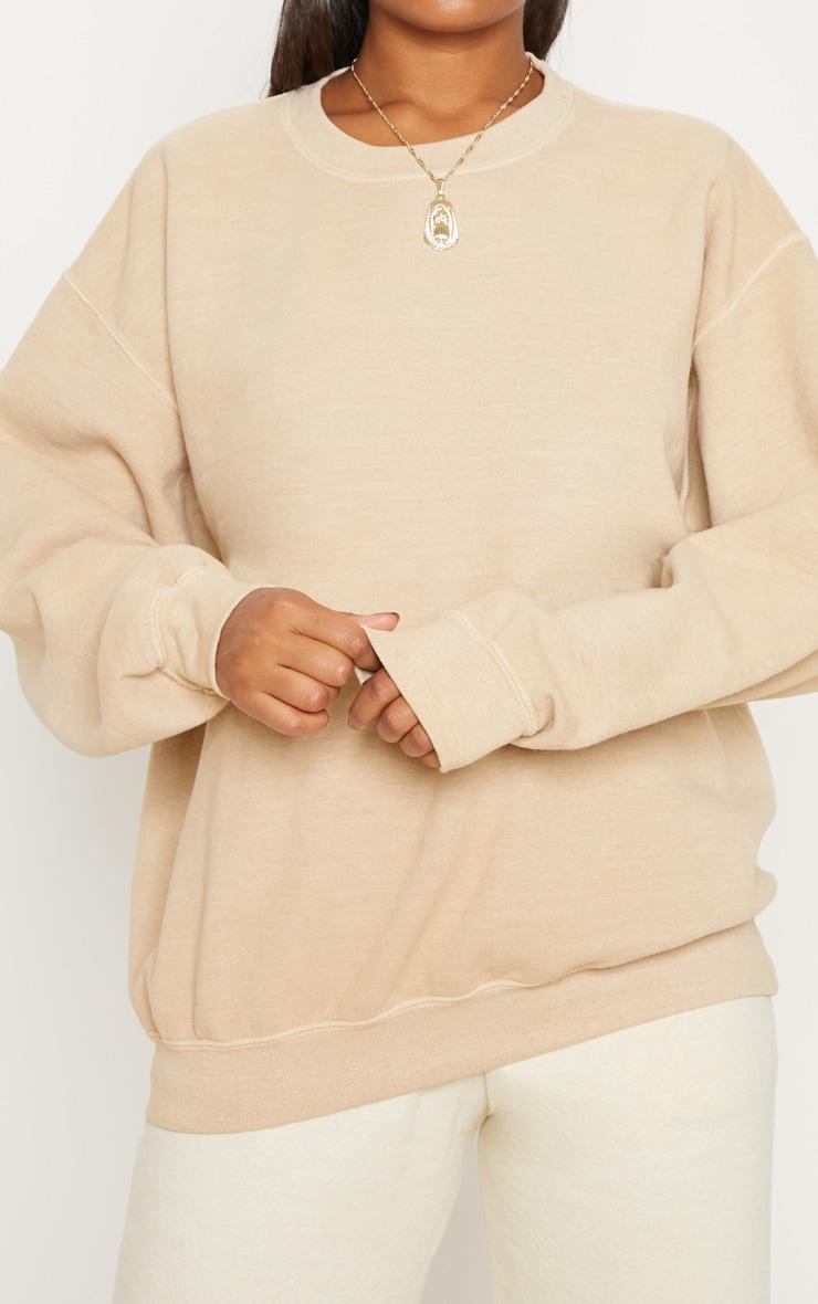 Deep Stone Ultimate Oversized Sweater 5