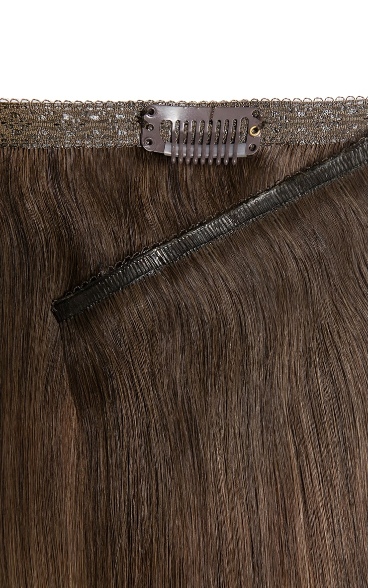 Beauty Works Double Hair Set Weft 18 Inch Brond'mbre 3