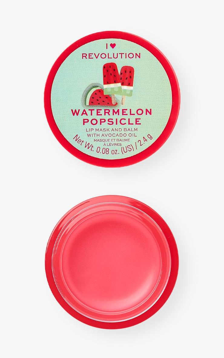 I Heart Revolution Lip Mask Watermelon 2