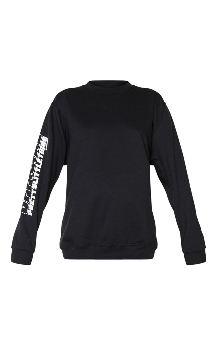 PRETTYLITTLETHING Black The Official 2020 Sweat 3