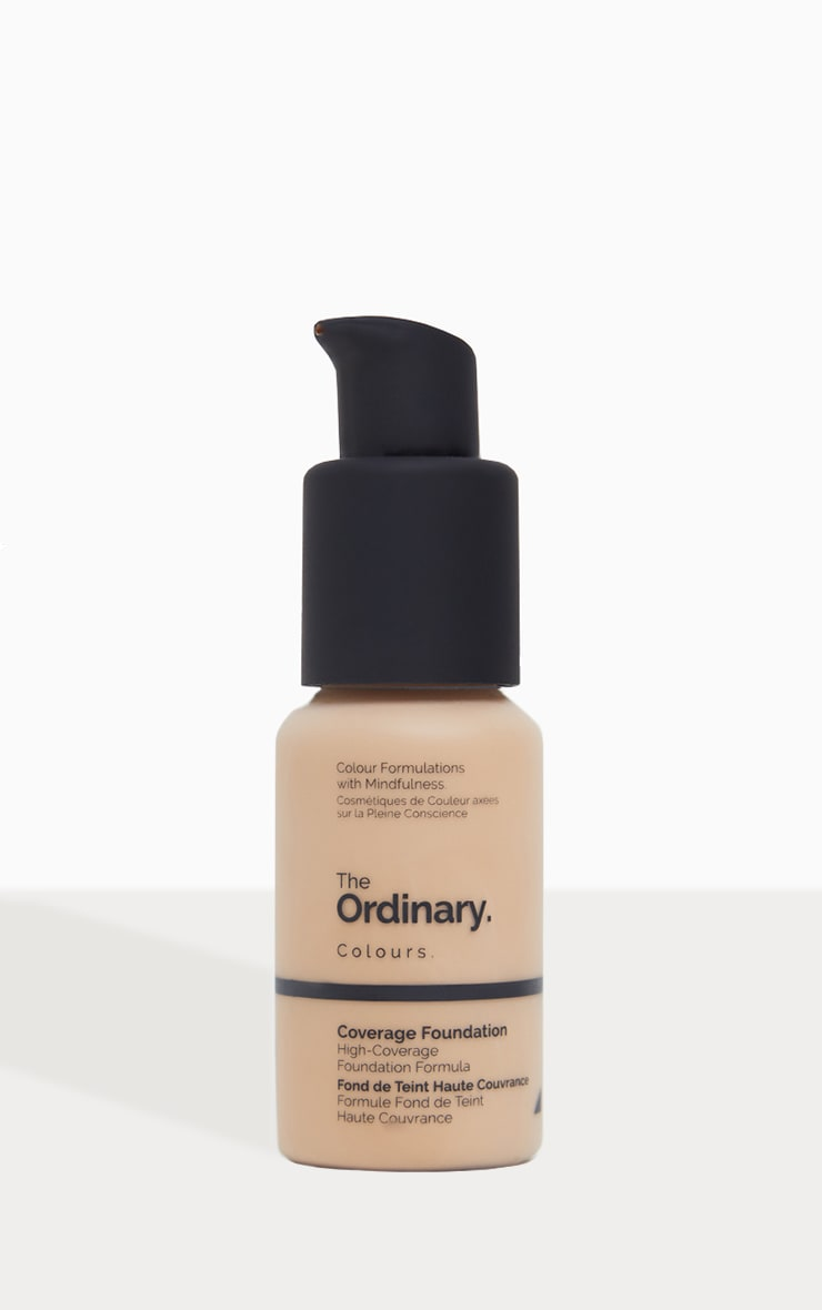 The Ordinary Coverage Foundation 2.0N Light Medium 1