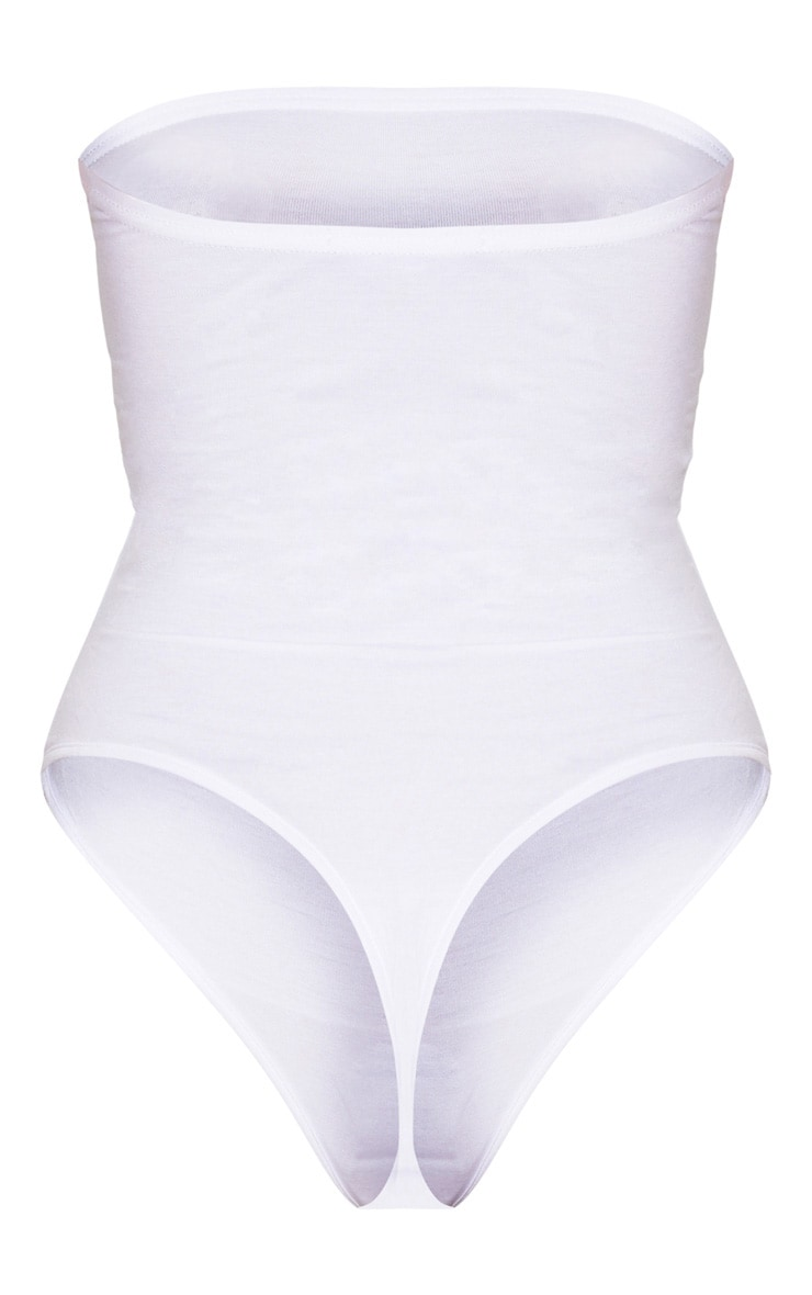 Basic body bandeau blanc 4
