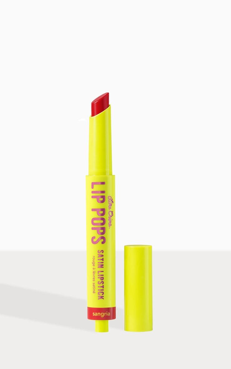 Lime Crime Lip Pops Sangria 1