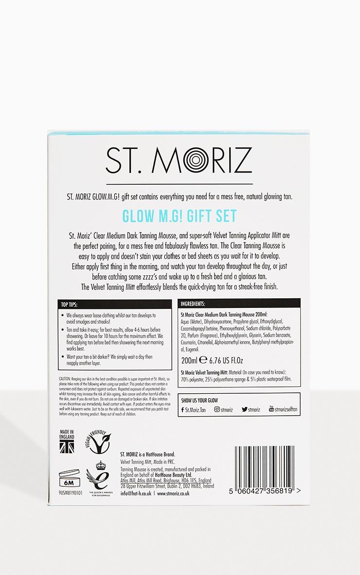 St Moriz Glow.M.G Christmas Gift Set 3