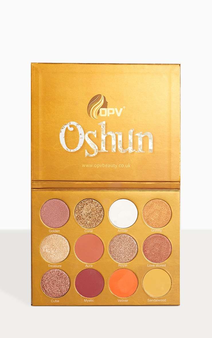 OPV Beauty Eyeshadow Palette Oshun