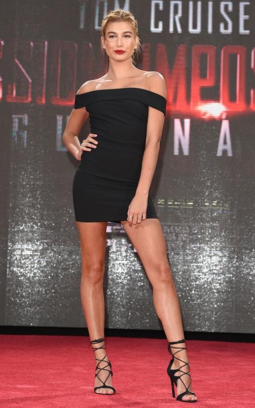 Alicia Cream Bardot Bandage Dress 2