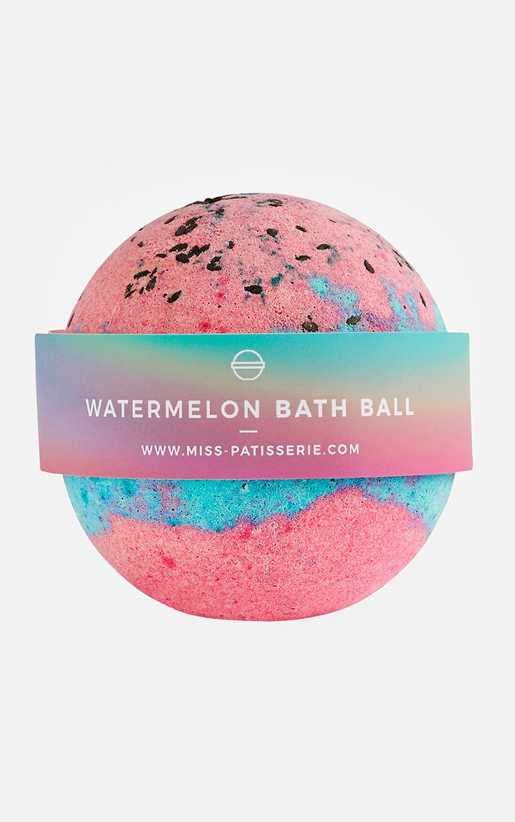 Miss Patisserie Watermelon Bath Ball 4