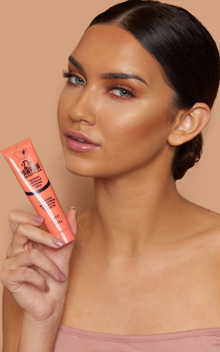 Dr. PAWPAW Tinted Peach Pink Multipurpose Balm 25ml 3